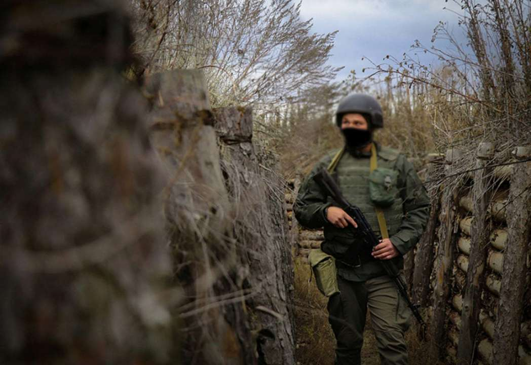 Російські найманці вбили чотирьох українських військових