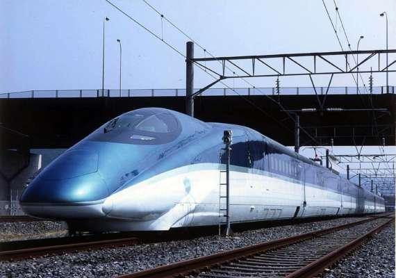 в Китаї створили найшвидший поїзд
