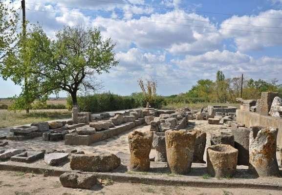 У Миколаївській області археологи знайшли склеп часів І століття нашої ери