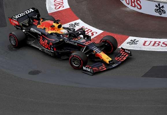 Ферстаппен выиграл Гран-при Монако. Хэмилтон – 7-й