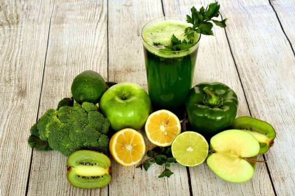 Мощным ключом к долголетию оказались пять зеленых продуктов
