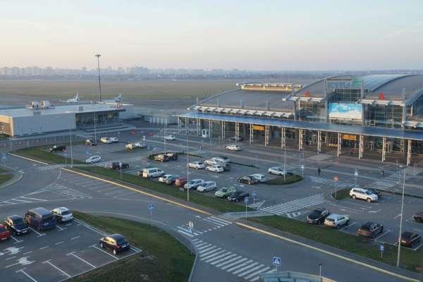 """Аэропорт """"Киев"""" закроют из-за строительства полосы"""