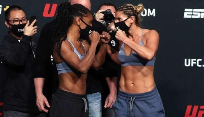 Турнир UFC Fight Night 186 лишился боя из основного карда