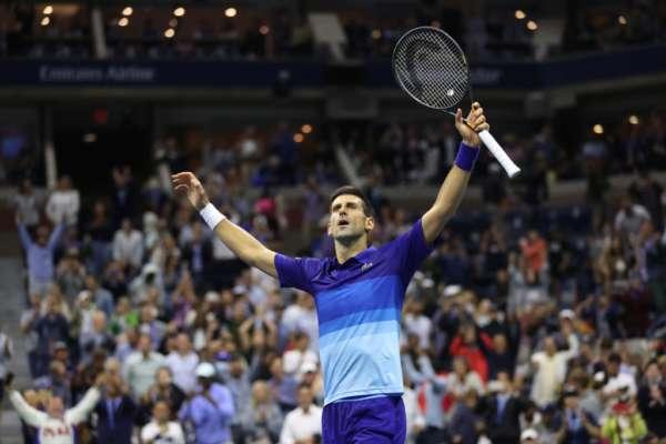 Как Джокович в девятый финал US Open выходил