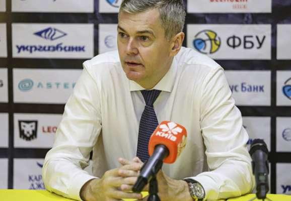 Багатскис продолжит работать с Киев-Баскетом