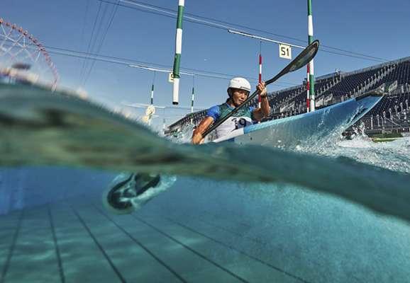 Гребний слалом. Українка Ус виступить в фіналі Олімпіади