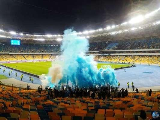 Динамо отримало штраф в 500 тисяч гривень від КДК УАФ
