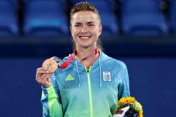 Зеленский поздравил Свитолину с завоеванием бронзовой медали на Олимпиаде в Токио