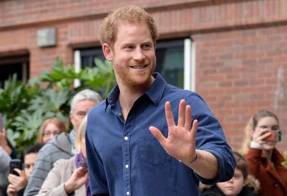 Всегда думает о детях: принц Гарри приехал в Нью-Йорк с милым аксессуаром
