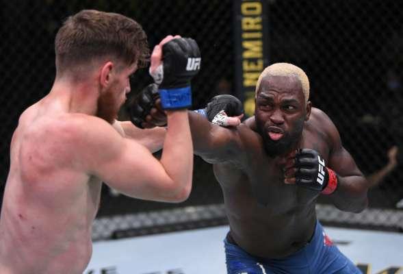 Определен главный бой турнира UFC 14 августа