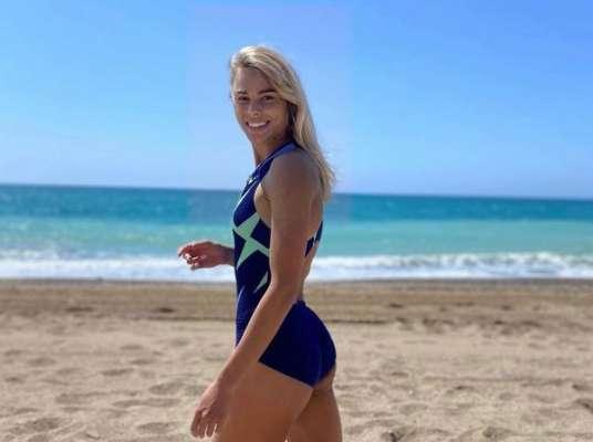 Юлія Левченко похвалилася ідеальною фігурою в купальнику. Фото