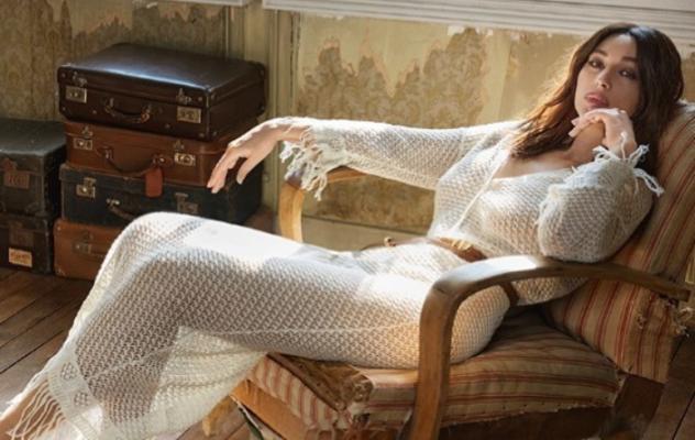 Моніка Беллуччі показала архівне еротичне фото
