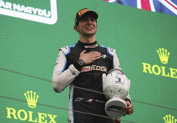 Гран-при Венгрии. Неожиданная победа Окона и смена лидера в общем зачете
