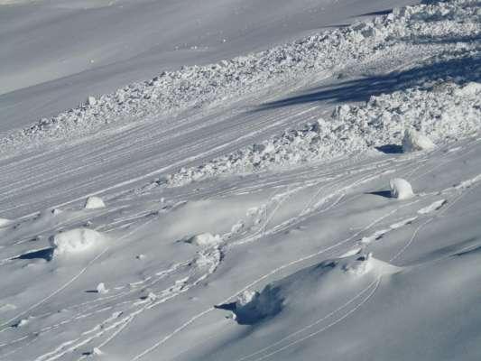 Угроза третьего уровня: в Карпатах возможен сход лавин