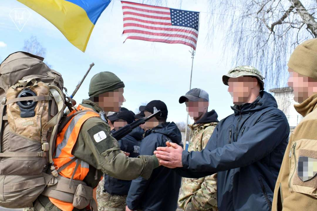 Перша жінка, яка пройшла в спецназ України