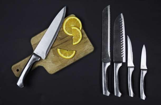 Прості поради, які допоможуть продовжити термін служби кухонних ножів