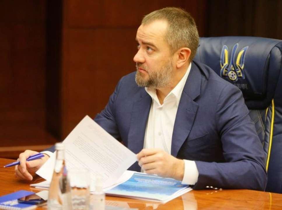 """Андрій Павелко: """"Я підтримав Миколенка"""""""