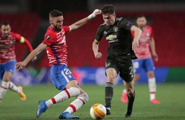 Гранада - Манчестер Юнайтед - 0:2. Огляд матчу та відео голів