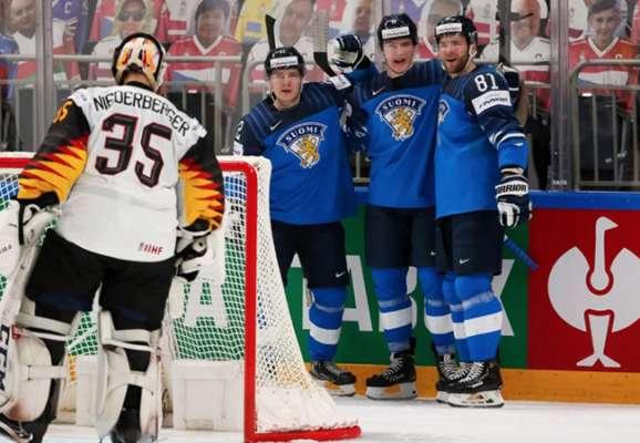Финляндия пробилась в финал чемпионата мира