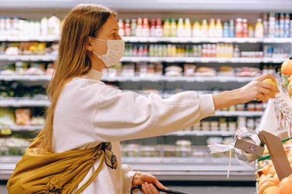 Высыпания после ношения маски
