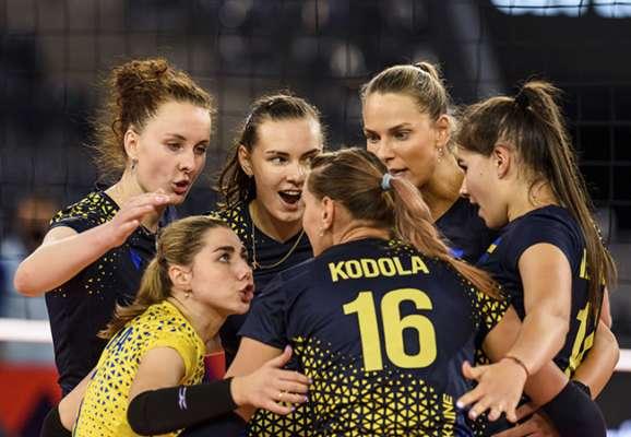 Жіноча збірна України достроково вийшла до плей-офф чемпіонату Європи