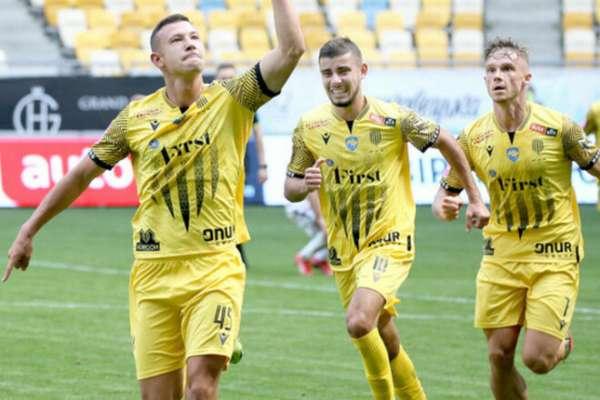 Николаев - Рух Львов. LIVE трансляция матча Кубка Украины