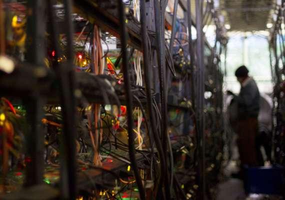 В США компания купила электростанцию, чтобы добывать криптовалюту