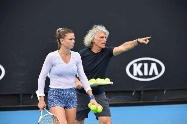 Суддя викликала на корт охорону на турнірі в Римі, побоюючись нападу тренера тенісистки