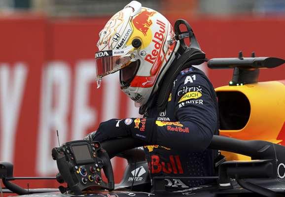 Ферстаппен виграв поул на Гран-прі Франції