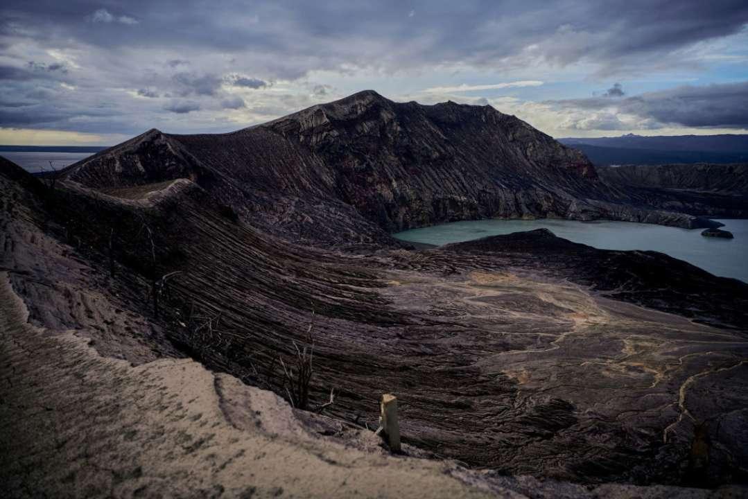 В результате пробуждения вулкана на Филиппинах произошло 200 землетрясений за сутки