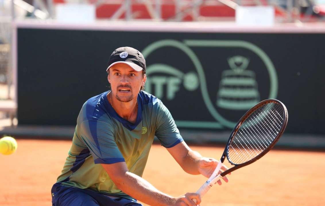 Денис Молчанов завершил выступление на турнире в Италии