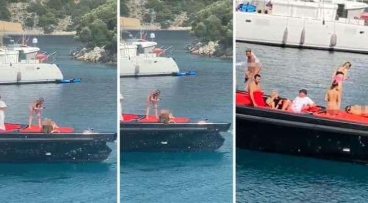 Полиция Турции задержала украинок за откровенную фотосессию на яхте