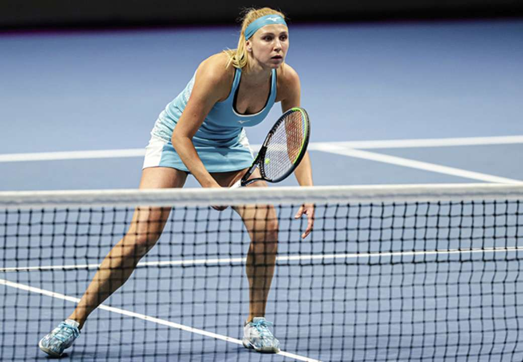 Кіченок не пройшла півфінал турніру в Мадриді в парному розряді