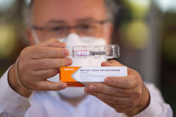 Вакцину CoronaVac будут производить в Харькове