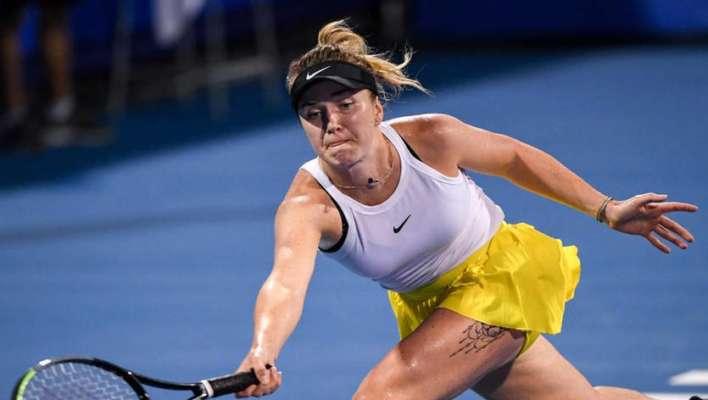 Відомо, коли Світоліна проведе матч другого кола на Australian Open