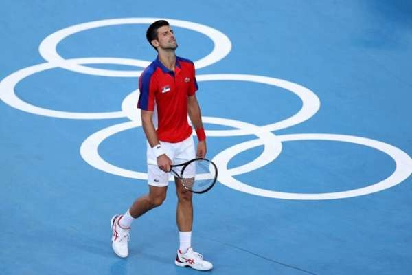 Джокович снялся с матча за третье место в миксте на Олимпиаде