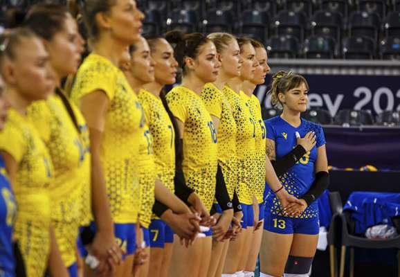 Українки виграли перший сет, але програли Польщі в 1/8 фіналу чемпіонату Європи