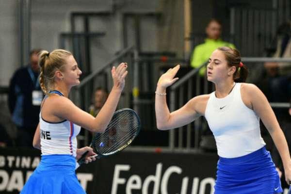 Костюк і Ястремська здобули другу перемогу в парі на US Open