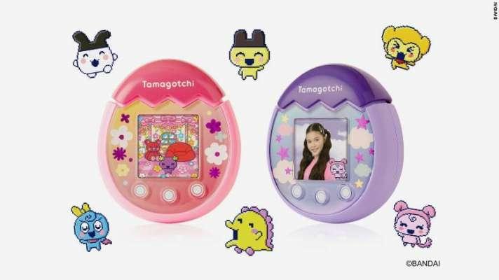 С камерой и цветным экраном: создатели тамагочи анонсировали новую версию игрушки