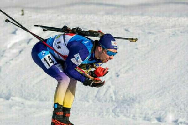 Мужская сборная Украины по биатлону начала подготовку к олимпийскому сезону. Фото