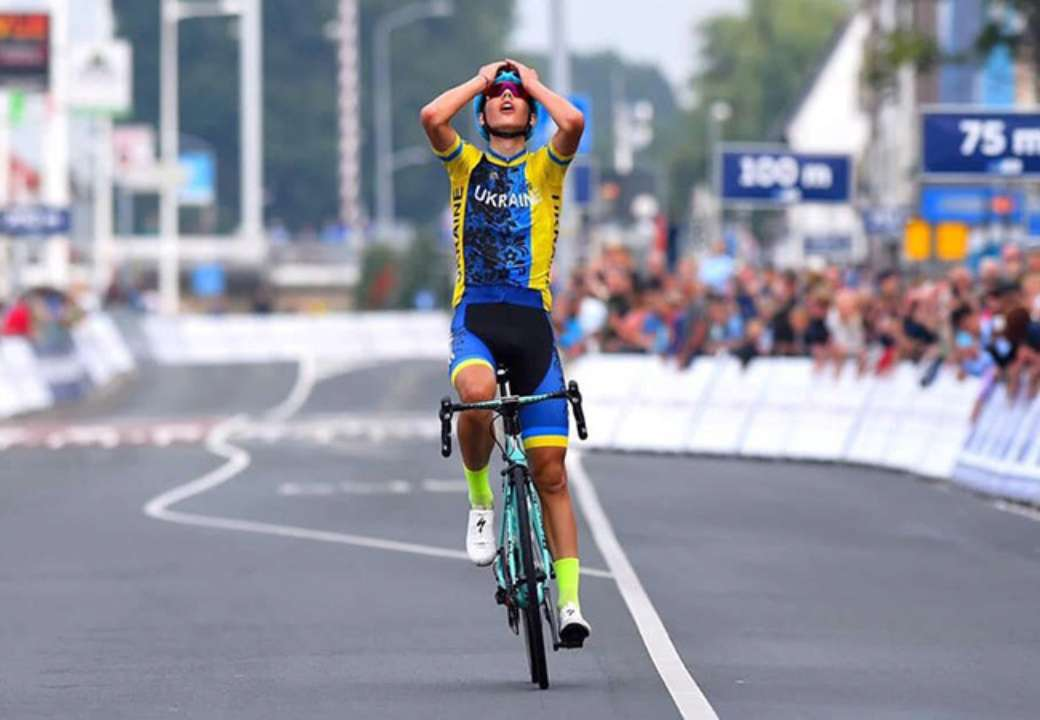 Украинец Пономарь станет самым молодым велогонщиком на Джиро за 91 год
