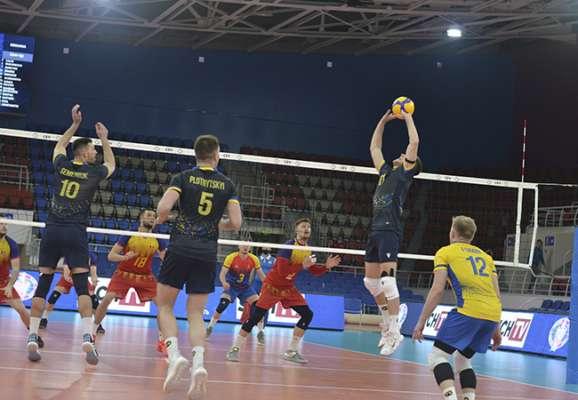 Вышли в финал! Украина разгромила Бельгию в 1/2 финала мужской Золотой Евролиги