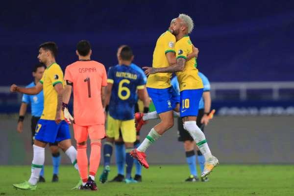 Бразилія - Колумбія - 2:1. Огляд матчу і відео голів