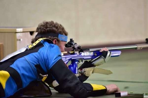 Ещё одна медаль. Дорошенко стал вторым в пневматической стрельбе