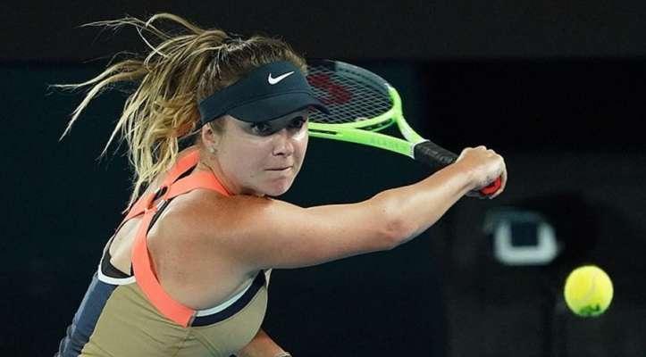 Удар Світоліної - в добірці найкращих за день на Australian Open. Відео