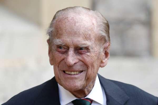 ЗМІ назвали причину смерті принца Філіпа