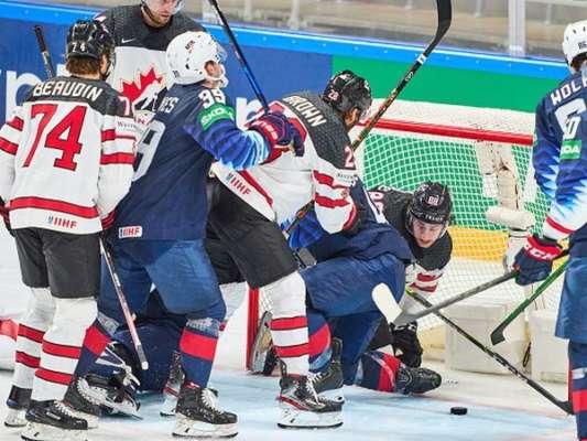 Канада - перший фіналіст чемпіонату світу