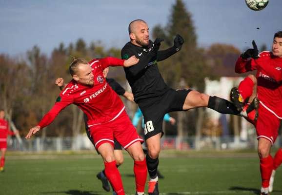 Перша ліга. Верес і Чорноморець перемогами завершили сезон