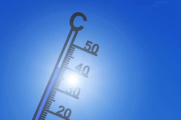 На Закарпатті показники термометра 23 червня досягли рекордної позначки за останні 130 років