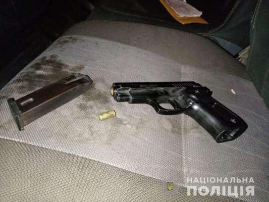 В Закарпатской области мужчина открыл огонь по детям